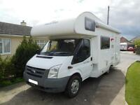 Roller Team 500 5 Berth Family Motorhome