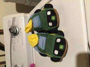 NEW John Deere tractor slippers