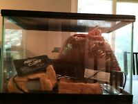 reptile tank everything included