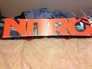 Used snow board for sale