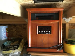 DYNAMIC INFRARED HEATER