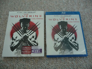 The Wolverine - Blu-ray & DVD - With Slipcover