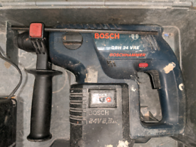 Bosch GBH 24 VRE SDS DRILL