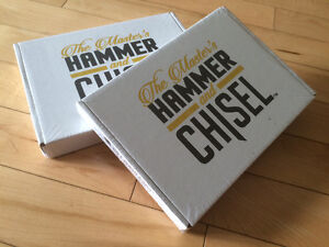 The Masters Hammer and Chisel DVD Package* Brand New * 40$
