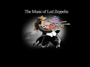 The Music of Led Zeppelin Friday March 15th @ 9:00pm @ Rama