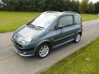 2007 Peugeot 1007 Sport 1.6 Petrol Automatic Only 54,000 Miles ABSOLUTE BARGAIN