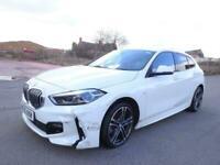 2020 20 REG BMW 1 SERIES 118i M SPORT AUTO CAT-N DAMAGED REPAIRABLE SALVAGE