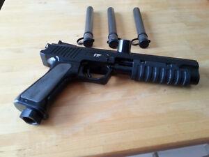 Pistolet marquer paintball JT ER2