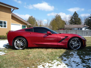 2015 Chevrolet Corvette Z51 2LT Coupe (2 door)