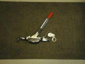 2 ton double ratchet cable puller