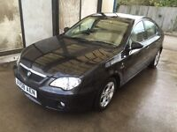 PROTON GEN-2 2008 1.3 gls March mot black 5 door
