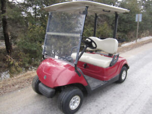 GAS GOLF CARTS-LARGE SELECTION AVAILABLE*FINANCING AVAIL.O.A.C