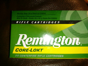 Remington core-loktv.270