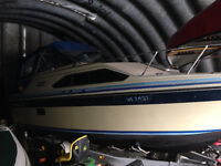 Great condition Thundercraft Magnum Express and trailer
