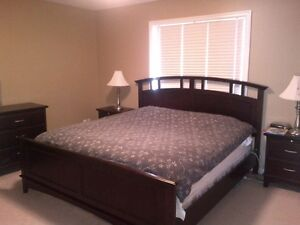 FULL KING BEDROOM SUITE*****MUST SELL*****PRICE NEGOTIABLE*****