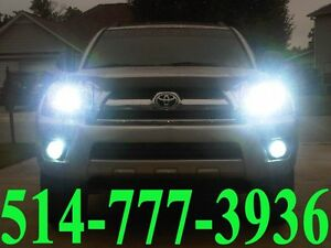 TOYOTA INSTALLATION KIT HID XENON CONVERSION SLIM CAR HEADLIGHTS
