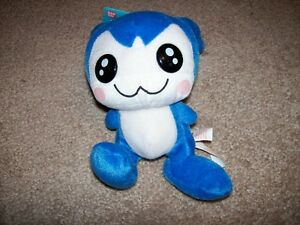 Digimon Demiveemon Digi-Pals plush with tags (1997)