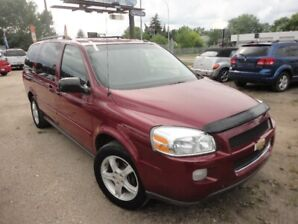 2005 CHEVROLET UPLANDER-EXT-V6-LOW KM-DVD-IN EXCELLENT CONDITION
