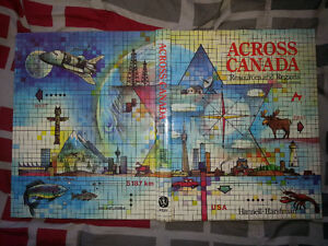 Across Canada Resources and Regions (2nd Edition)