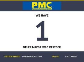 2008 08 MAZDA MX-5 1.8 NISEKO I 2D 125 BHP