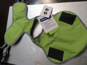 Various items for small dog- clothes, leash, bed, etc