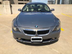 BMW 650i 2007