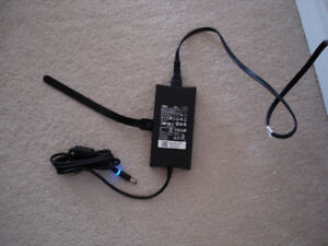 Genuine Dell Slim Laptop power adapter - 130W