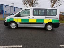 Peugeot Expert Tepee WHEELCHAIR ACCESSABLE 6-SEATER+TAIL RAMP