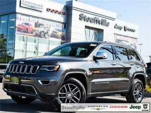2017 Jeep Grand Cherokee Limited, Company CAR Only 9,400 KMS, LU