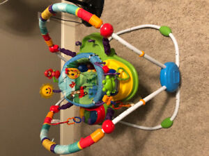 Awesome Baby Einstein Bouncer!