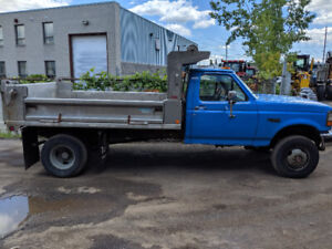 Dompeur Ford F350 4x6