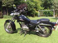 SUZUKI GZ 125 motorcycle