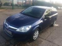 2009 09 VAUXHALL ASTRA VAN 1.7 CLUB CDTI 1 COMPANY OWNER FROM NEW FMDSH