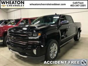2017 Chevrolet Silverado 1500 High Country  | Navigation | Heate