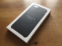 Genuine apple iPhone 6s Plus leather case