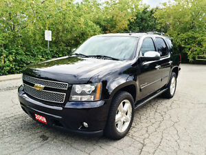 Chevrolet Tahoe LTZ Leather Rear DVD Power Liftgate & Much More