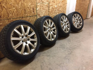 VW rims and tiers