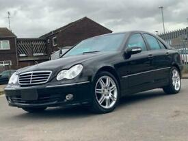 image for Fresh From The Boat Japanese Import Mercedes-Benz C Class 2.5 V6 Left Hand Drive