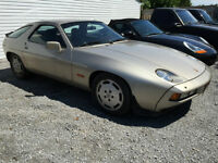 1985 PORSCHE 928S LOWEST MILEAGE IN CANADA