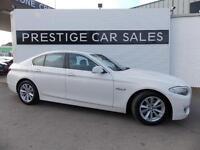 2011 BMW 5 Series 2.0 520d SE 4dr