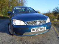 2007 07 FORD MONDEO 1.8 LX 16V 5D 125 BHP ** NICE EXAMPLE , PART EX TO CLEAR *