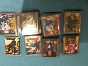 Assorted insert cards