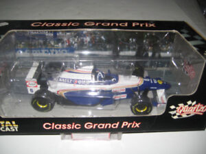 WILLIAMS F1 TEAM #18360 D. COULTHARD FW17