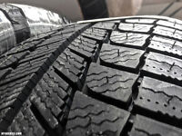 A Great Deal! Michelin X-Ice Winter Tires, Like New!