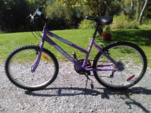 Vélo 23 pouces - 18 vitesses
