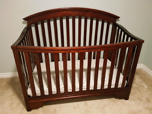 4 in 1 delta crib and bedroom set