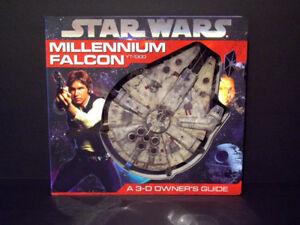 Star Wars Millennium Falcon 3D Model - NEW