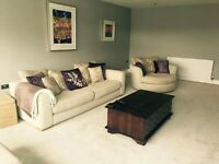 Barker and Stone-house 3 piece sofa