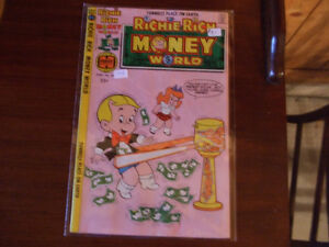 OLD COMICS RICHIE RICH London Ontario image 9