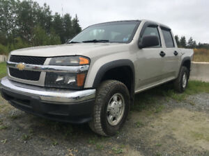 2007 Chevrolet Colorado LT Z85 Pickup Truck